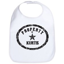 Property of Kurtis Bib