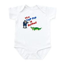 Top Cop 1 Infant Bodysuit