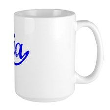 Vintage Noelia (Blue) Mug
