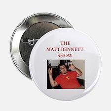 """Matt Bennett Show Matt on cou 2.25"""" Button (10 pac"""