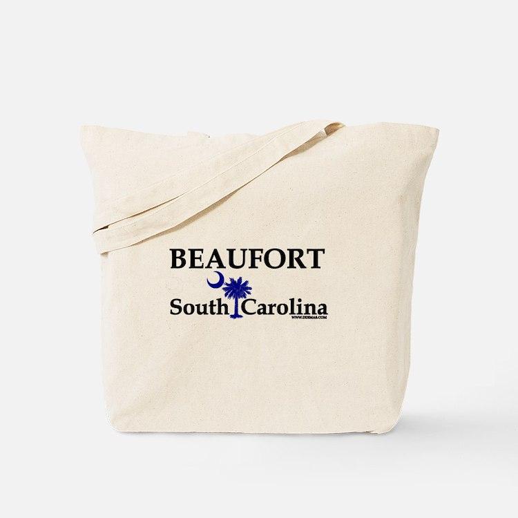 Beaufort South Carolina Tote Bag