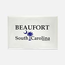Beaufort South Carolina Rectangle Magnet