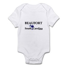 Beaufort South Carolina Infant Bodysuit
