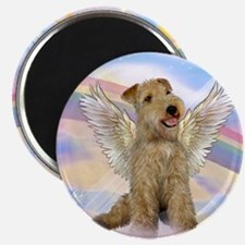Lakeland Terrier Angel Magnet