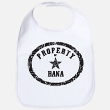 Property of Hana Bib