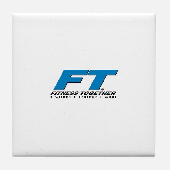FT Sharon & Canton Tile Coaster