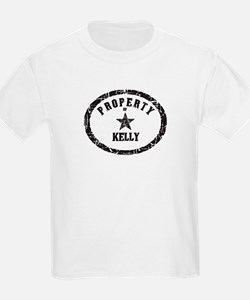 Property of Kelly T-Shirt