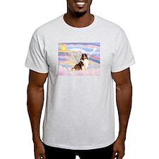 Sable Sheltie Angel T-Shirt