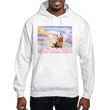Australian Terrier Angel Hoodie