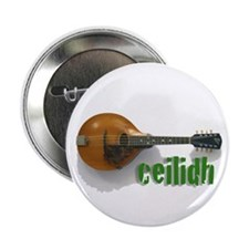 "Irish Ceilidh 2.25"" Button"
