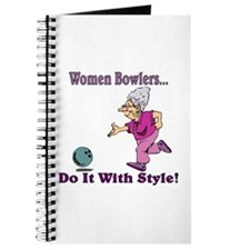 Women Bowlers... Journal