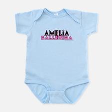 Amelia Ballerina Infant Bodysuit