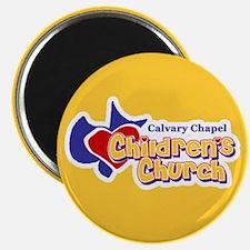 Children's Church Magnet