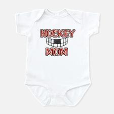 Hockey Mom Infant Bodysuit