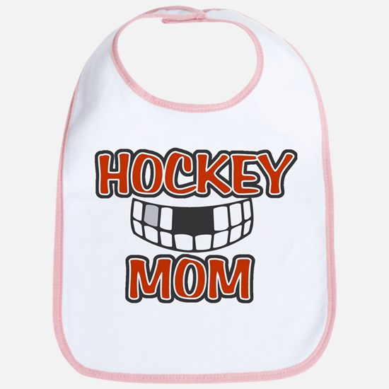 Hockey Mom Bib