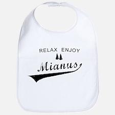 Mianus Ct Souvenir T-shirts Bib