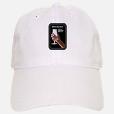 What is your glass? Baseball Baseball Cap