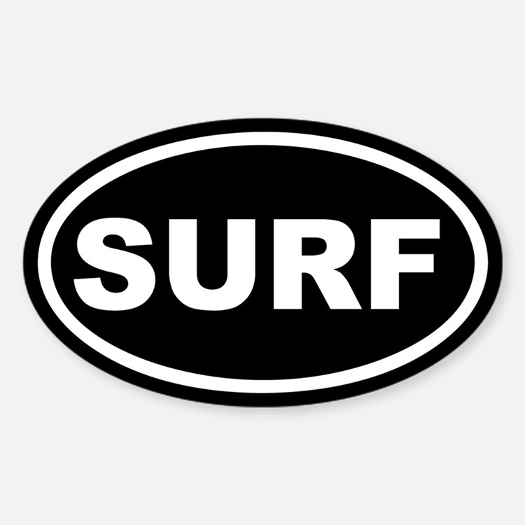 Surf Car Stickers Uk