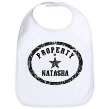Property of Natasha Bib