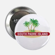 "South Padre Palms - 2.25"" Button"