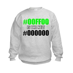 The New Black Sweatshirt