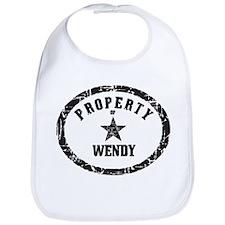 Cute Property Bib