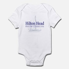 Hilton Head Sailboat - Infant Bodysuit