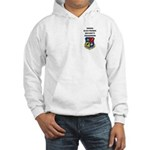 6990TH ELECTRONIC SECURITY SQUADRON Hooded Sweatsh