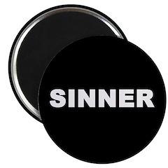 Sinner Magnet (10 pack)