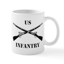 Infantry Branch Insignia (3a) Mug