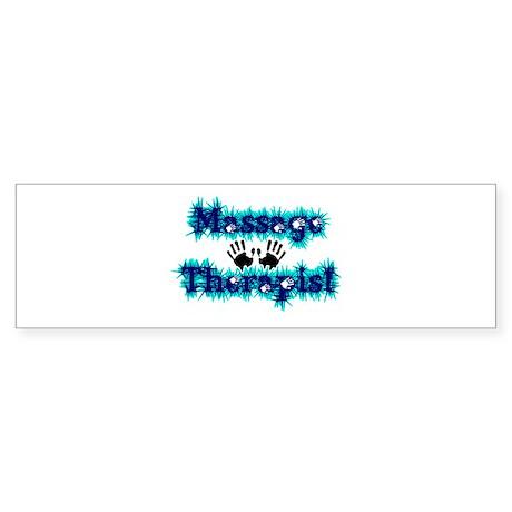 Massage Therapist Bumper Sticker