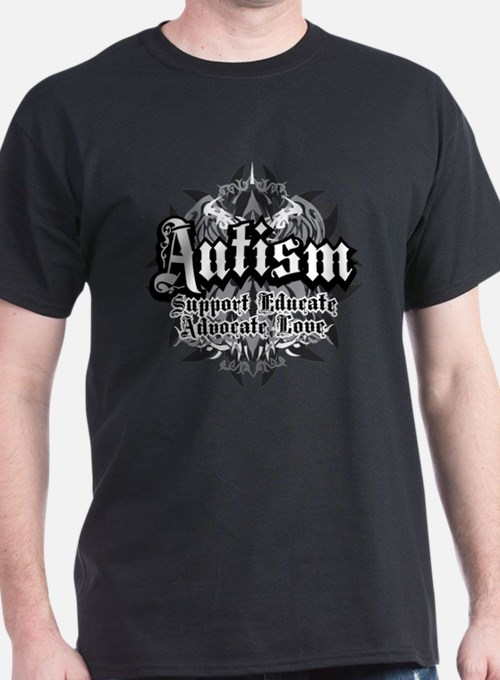 Autism Tribal 2 T-Shirt