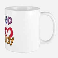 PapPap is My Best Buddy Mug