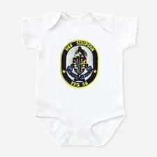 USS SIMPSON Infant Bodysuit