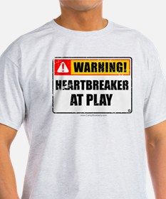Heartbreaker at Play T-Shirt