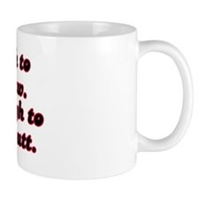 Young Enough Papaw Mug