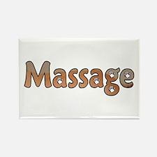 Massage Rectangle Magnet