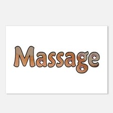 Massage Postcards (Package of 8)