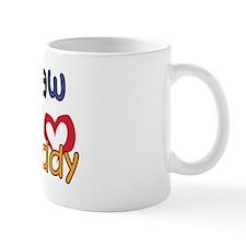 Papaw is My Best Buddy Mug