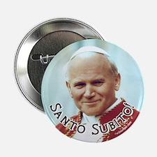 "Pope John Paul II 2.25"" Button"