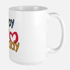 Pappy is My Best Buddy Ceramic Mugs