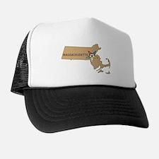 OES Massachusetts Trucker Hat