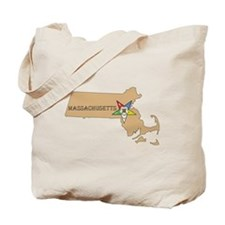 OES Massachusetts Tote Bag