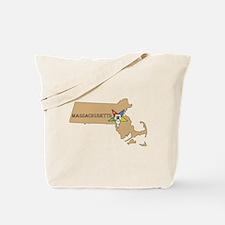 OES Massachusetts Tote Bag