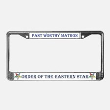 OES PWM License Plate Frame