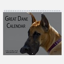 Great Dane Calendar Wall Calendar