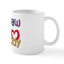 PawPaw is My Best Buddy Mug