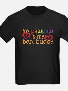 PawPaw is My Best Buddy T