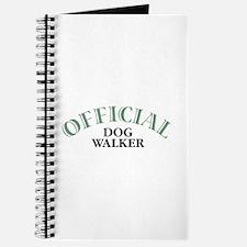Dog Walker Journal