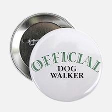 """Dog Walker 2.25"""" Button (10 pack)"""